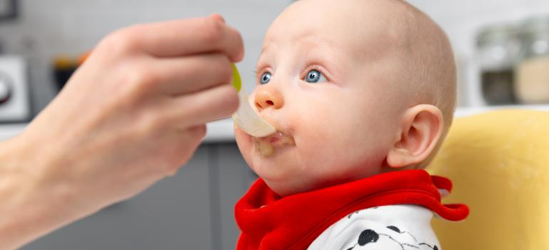 Public consultation: appropriate age for introduction of complementary feeding of infants