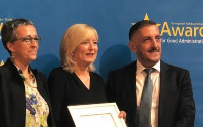 Bee health: EFSA's work recognised at EU awards