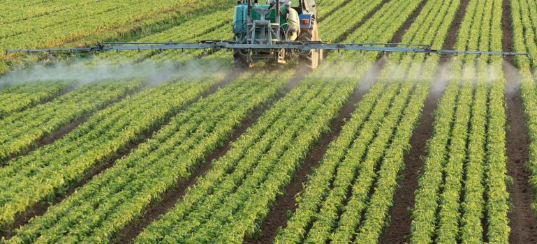 Pesticide residues in food: what's the picture in the EU?