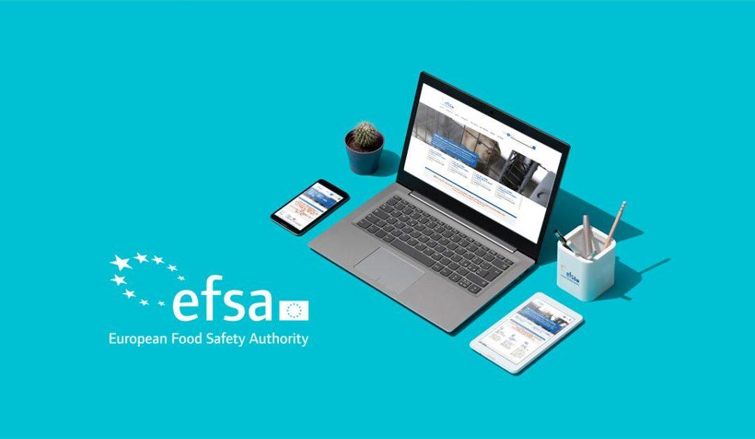 EFSA website gets a makeover