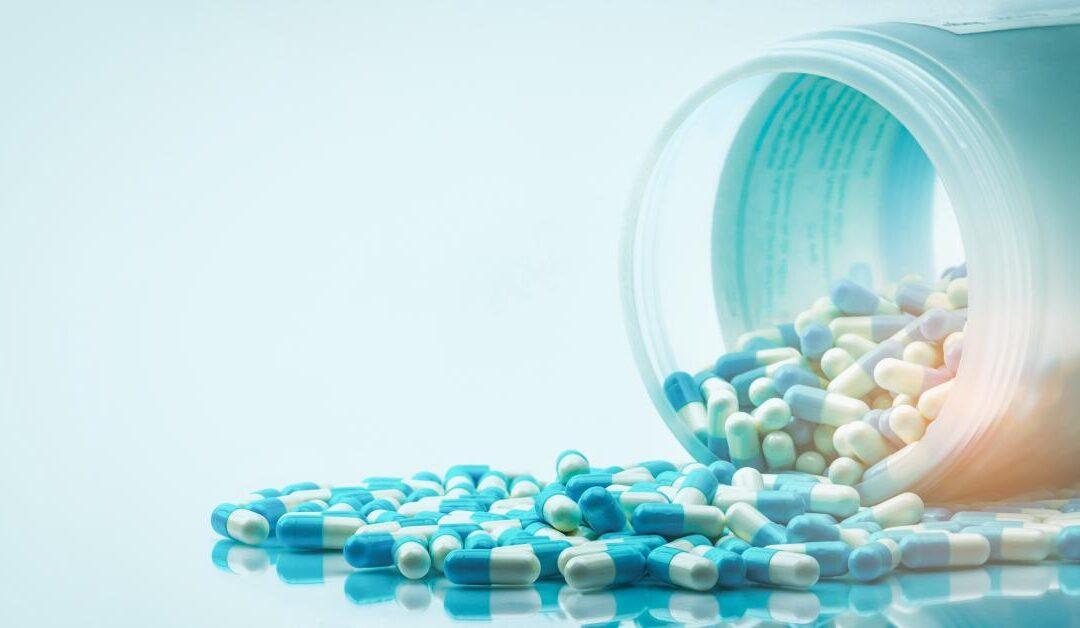 Use of antibiotics in animals is decreasing